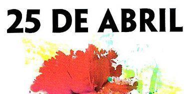 "Abril, ""chegará o dia das surpresas"" (Saramago)"