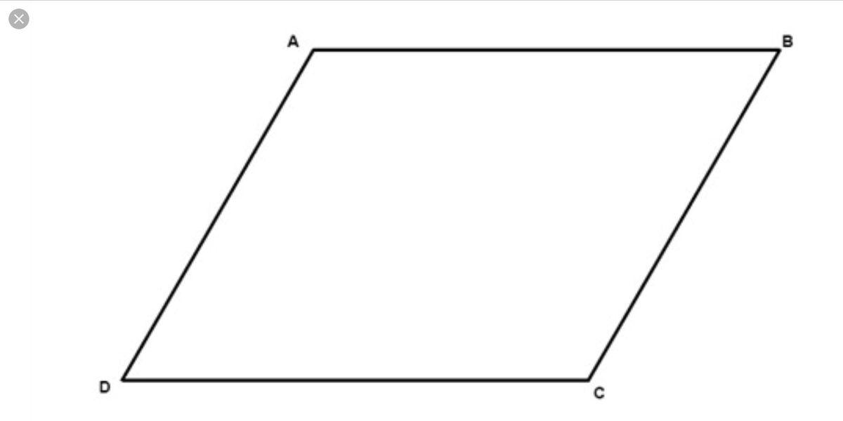 Картинка параллелограмма