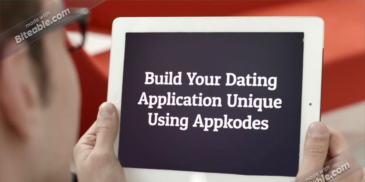 Create Your Dating Application Unique Using Appkodes