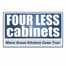 Avatar of Four Less Cabinets
